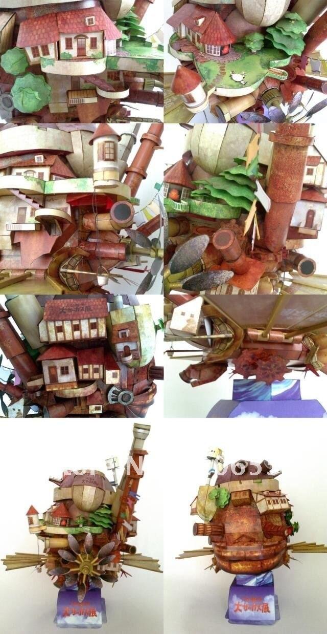 Howls Moving Castle Fun 3d Metal Diy Miniature Model Kits Puzzle Bettina Heels Bellona Beige 37 Htb1eh7enpxxxxaexpxxq6xxfxxxs
