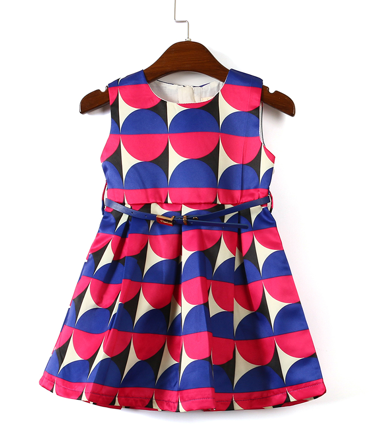 2016 Christmas girls dresses for party and wedding Dot print Princess Kids Dress Fashion Childrens Clothing Autumn Girl Dress<br><br>Aliexpress
