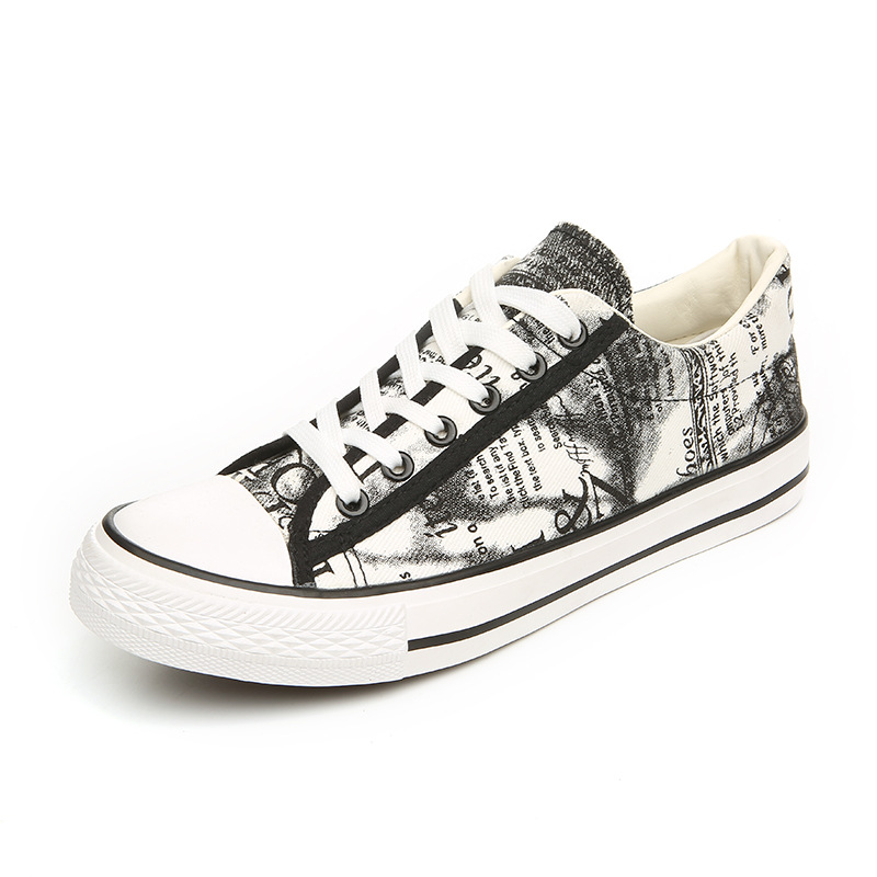 New Students Men Canvas Shoes Korean Wave Casual Men s Shoes Breathable  shoes.DC-6616<br><br>Aliexpress