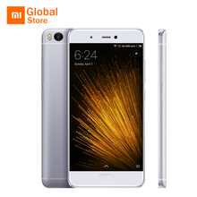 "Original Xiaomi Mi5s Mi 5S 3GB RAM 64GB ROM Mobile Phone Snapdragon 821 Quad Core 5.15""Inch 1920x1080P Fingerprint ID MIUI 8(China)"