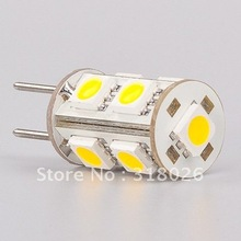 Hot!! 12V 9LED GY6.35 Lamp 1.6W SMD5050 10pcs/lot Commercial Engineering Indoor Professional Sailing
