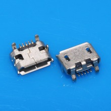 Best price Micro USB Jack charging socket mobile phone tail connector for Blackberry 8520 8530 8550 9700 9780 9300 9860(China)