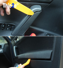 4pcs/set Car-styling modification tool for Renault clio megane 2 3 duster captur logan fluence kadjar car accessories