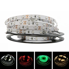 Good Quality SMD 3528 led strip 5M/roll 60led/M led strips DC12V safe led bar light RGB/white/warm white red green blue RoHS CE