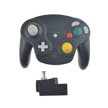 2.4GHz Wireless Bluetooth For NGC Wifi Gamepad Portable Gaming Gamer Controller Joystick For Wii Nintendo GameCube NGC Accessory