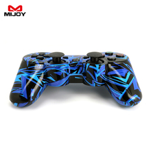 MIJOY Gamepad For PS3 Sony Wireless Bluetooth Game Controller SIXAXIS Joysticks For Sony PS3 Controller Wireless Dualshock 3MIJO