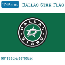 Dallas Star 90*150cm 60*90cm Flag 30x45cm Polyester Double Sided Banner With 50cm Plastic Car Flag Pole