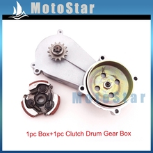 2 Stroke Minimoto 14 Tooth T8F Clutch Drum Gear Box Pad For 47cc 49cc Engine Parts Kids Mini Moto ATV Quad  4 Wheeler Dirt Bike