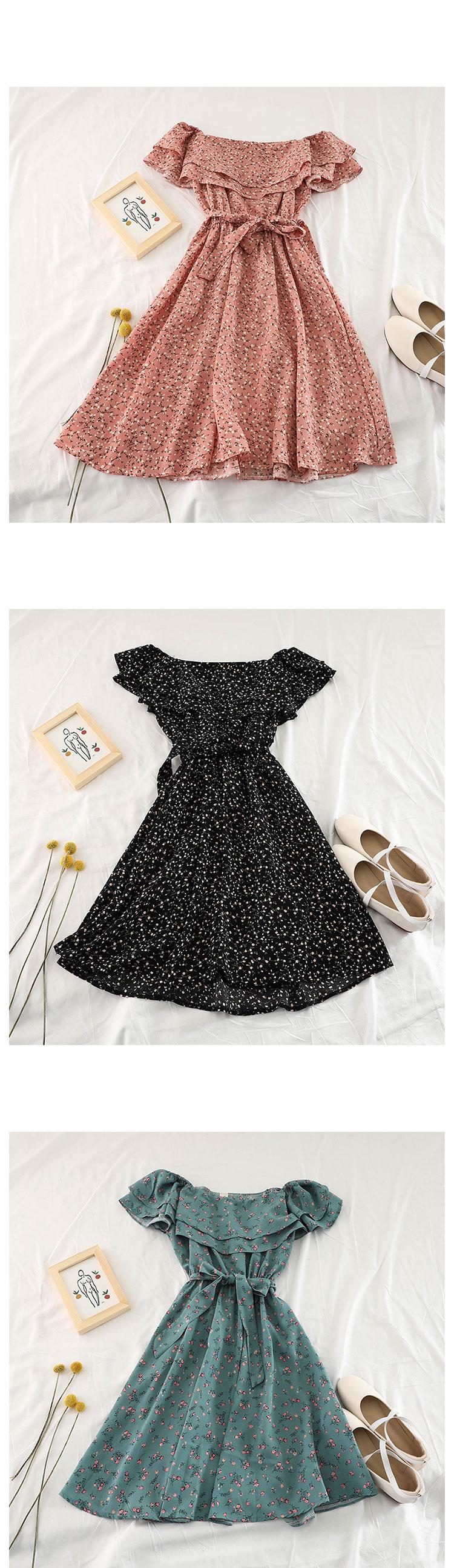 New fashion women's dresses 4