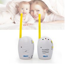 Portable Radio Electronic Babysitter Audio Baby Monitor Digital Baby Alarm Baby Safety Radio Nanny Handheld Transceiver Radio