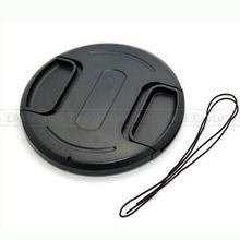 40.5mm  Center Pinch Snap on Front cover Lens Cap for  NEX-5 NEX-7 Pentax Panas&nic Olympus Lens Filter