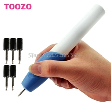DIY Electric Engraver Engraving Pen Carve Tool For Jewellery Jewelry Metal Glass #G205M# Best Quality