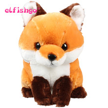 Lovely Fox Plush Toys Kawaii Fox Stuffed Animal Dolls Valentine day Birthday Gift Baby Dolls 40cm