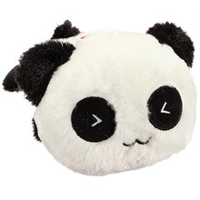 Plush Toy Cushion Pillow Gift for saint valentine's day Panda With Smile(China)