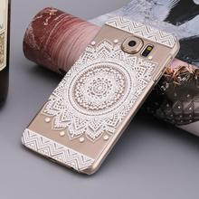 Discount New Arrival Campanula Mandala grand prime case for samsung galaxy Floral Dream Catcher Case Cover for Samsung Galaxy S6