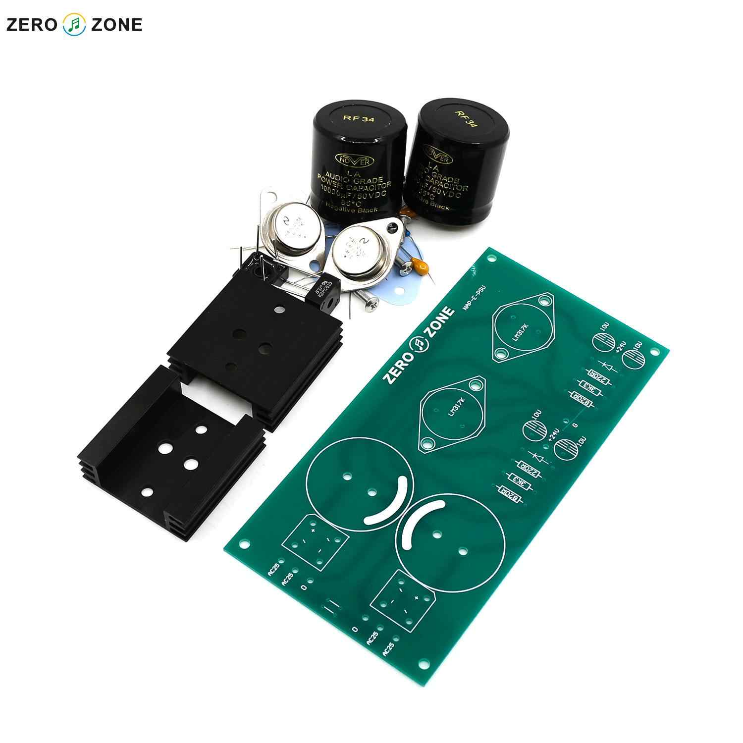 Detail Feedback Questions About Gzlozone Hifi Diy Clone Naim Nap180 Hi Fi Preamplifier Class A With Bc550 Nover Version Power Supply Kit For Nac152xs 2 Way Dc24v Regulator