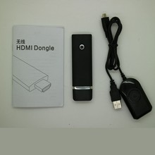 300M 2.4G/5G Wireless Wifi Dongle 1080P HDMI Smart Stick DLNA Airplay Miracast Dual Brand TV Stick For iPhone Samsung