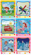 12PCS/LOT.Button art craft kits,Button crafts,Model building kits.Early educational toys,Kindergarten crafts.Wholesale.2x4.5cm(China)