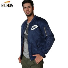 EICHOS An Empty Men Jacket Summer Thin Section Couple Jacket MA01 Pilots Streetwear Hip Hop Oversize Bomber Jackets Men(China)