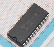 5PCS/LOT CD4514BE CD4514 DIP-24 I4 bit line decoder IC(China)