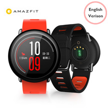 [English Version]Huami AMAZFIT Sports Smart Watch Bluetooth 4.0 WiFi Dual Core 1.2GHz 512MB/4GB GPS Smartwatch for iPhone