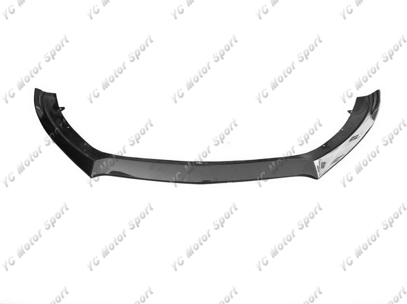2014-2016 Ford Mustang Roush Style Front Lip CF (1)