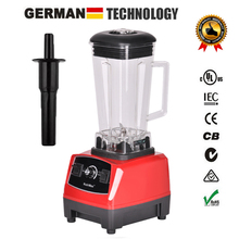 EU/UK/US/AU Plug 3HP BPA FREE commercial grade home professional smoothies power blender food mixer juicer food fruit processor