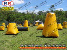7-10 Man 44 PCS Best Inflatable Air Paintball Bunkers(China)