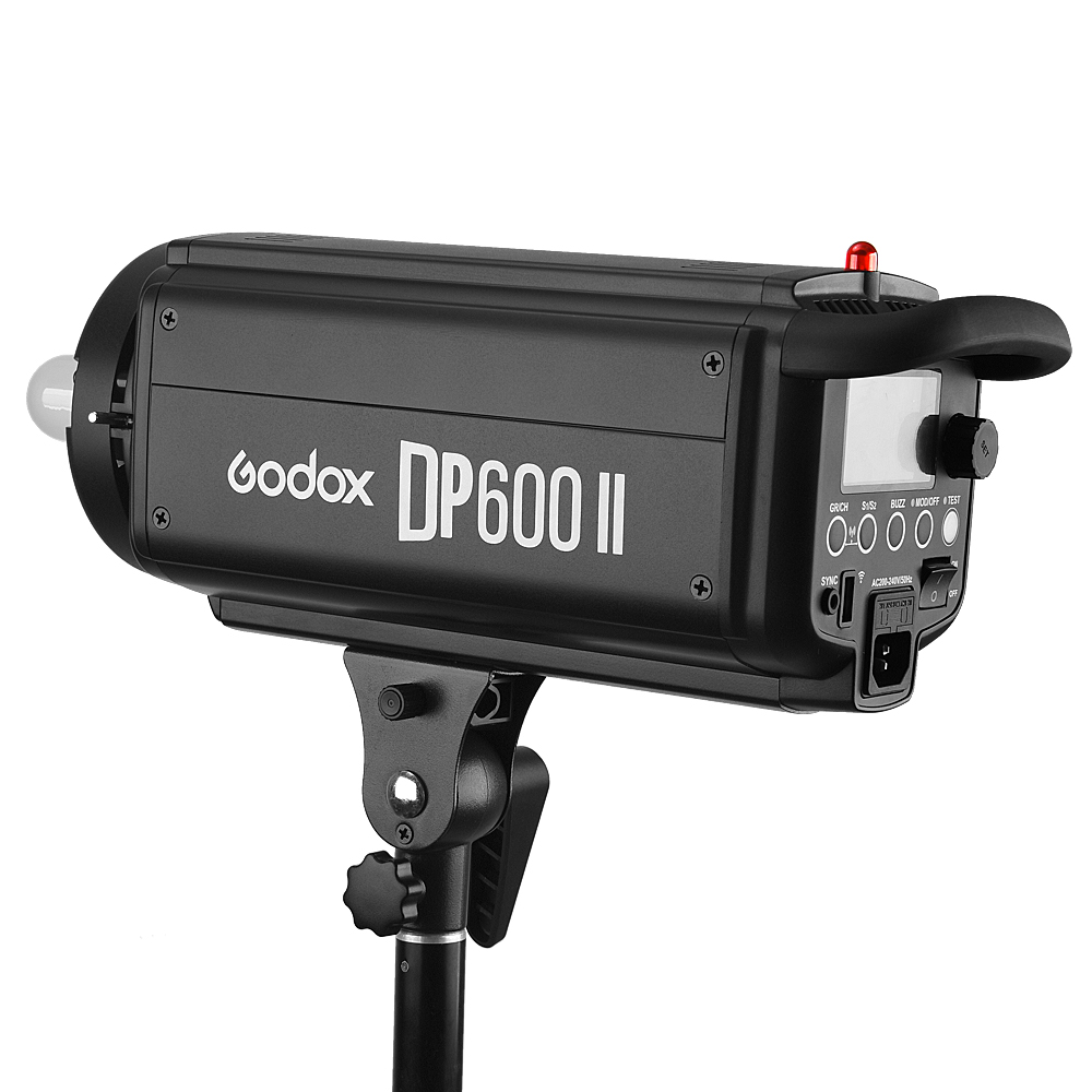 Godox Studio Flash DP600II Built-in with 2.4G X System (12)