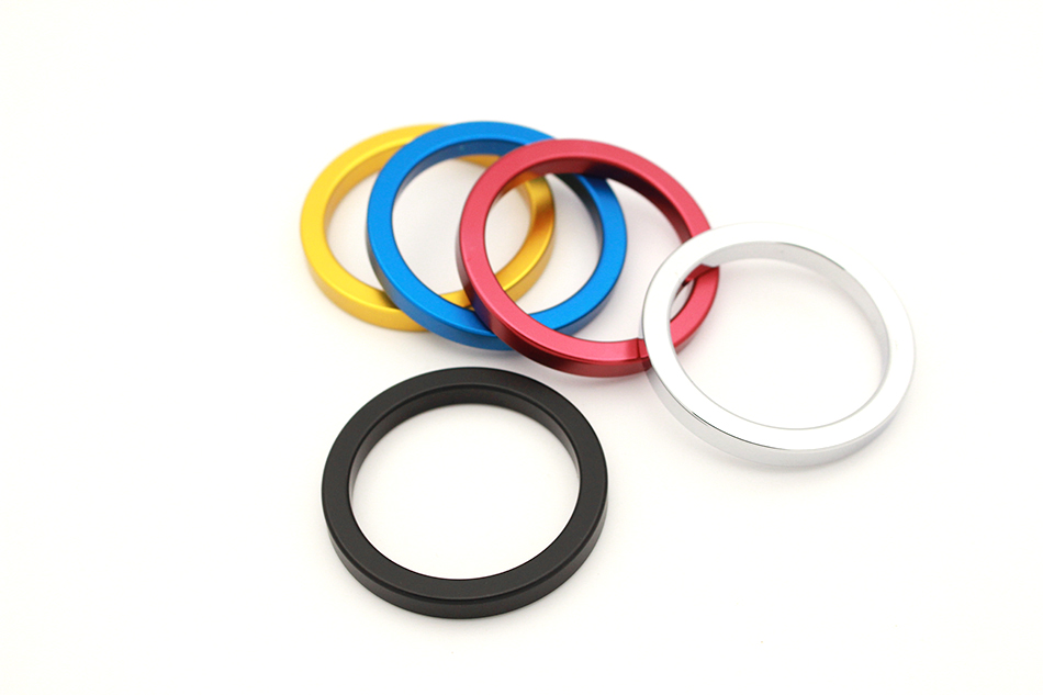 QRTA multiple Colour Space aluminum Penis Rings Cock Ring Adult Products Delay Male Masturbation Health Fun Happy Sex Toys 19