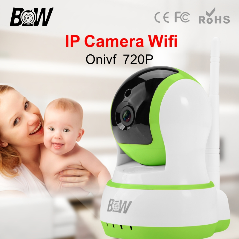 Alarm Systems Security Camera Baby Monitor Night Vision IP Camera Wireless P2P With Alarm Indoor CCTV System Equipment BW013GR<br><br>Aliexpress