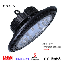 Free shipping 100W LED High Bay light industrial lighting lamp cool white warm white 3 years warranty(China)