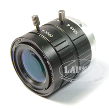 10MP 25mm Fixed Focus Manual IRIS CS Mount CCTV Lens or C Mount Lens for  CCTV Camera / Industrial Microscope  AN2514-10MP