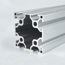 6060 aluminum extrusion profile european standard white length 700mm industrial aluminum profile workbench 1pcs(China)