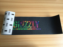 2016 Professional Skateboard Sandpaper Grip Tape Griptape For Street Skateboard Peny Board With Bear Pattern
