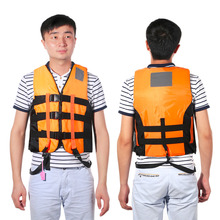 HW2016 NEW Outdoor Professional Swimwear Swimming jackets Life Jacket Water Sport Survival Dedicated Life Vest child adult