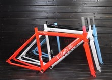 fixie Bicycle Fixed gear PCO frame and fork fixie bike frameset fixie bike track bike frameset velo