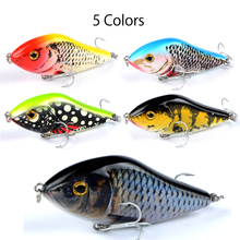 Meredith Fishing Rattlesnake Lures 5pcs 20g 7.5cm VIB Lures Fishing Vibration For All Water Levels Wobblers Hooks Carp Fishing(China)