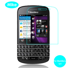Tempered Glass Screen Protector For Rim BlackBerry Q10 2.5 9h Safety Protective Film on Blackbarry Q 10 SQN100-3 SQN100-5 Lte