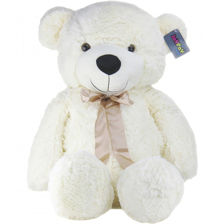 Joyfay Big 39 100cm White Giant Teddy Bear Huge Stuffed Plush Animal Big Soft Toy Best gift for Birthday Valentine Anniversary<br>