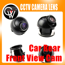 Universal 360 Degrees CCD Car Front/Side/Rear View Reverse Camera Night Vision Free Shipping