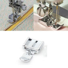 Hot Zipper Foot 2 Sides For Sewing Machine Brother Janome Singer Snap-on Models(China)
