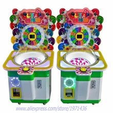 Amusement Equipment Coin Operated Candy Gift Game Machines For Kids(China)