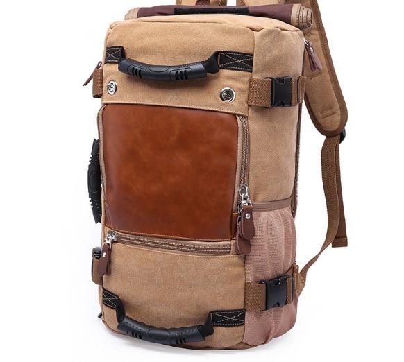 New Stylish Travel Large Capacity Backpack Male Luggage Shoulder Bag Computer Backpacks Men Functional Brief Versatile Bags C153<br>