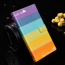 Painted PU Leather Cellphone Cases For LG Opitmus G2 Mini LTE D618 Dual SIM D620 D620K D620R Covers Card Holder shell