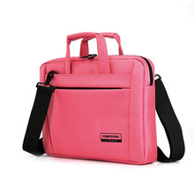 Fashion Female Shockproof Notebook Women Bag 2016 Laptop Computer Bag Men Women Shoulder Messenger Bags Business Briefcase Case