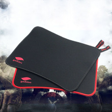 308*248*3mm Woven Mark Portable Game Mouse Pad Control Mousepad Lock Edge Thickening Mouse Mat For Computer Laptop Gamer(China)