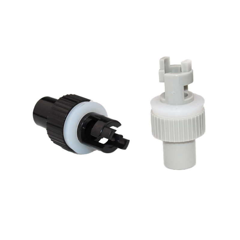 air valve adaptor connector for inflatables between air pump hose and screw valve of inflatable boat fishing boat(China)