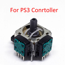 Gen Game 4 Pin Analog Sticks Repair Part Joystick Handle Original Replacement For Sony PS3 Dualshock 3 Controller Shock Support