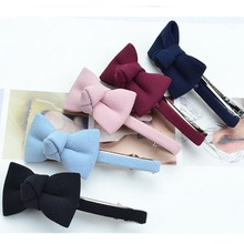 Furling Girl 1PC Lovely Bows Toddler Baby Girls Hair Snap Clips Hairpins Children Accessories Assorted